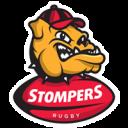 Stompers RFC Rugby Club Logo