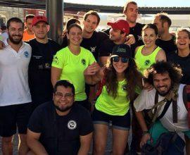 Overseas RUFC take part in the Swieqi 5K Fun Run 2016