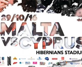 Malta Vs Cyprus - International Rugby October 2016