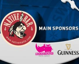Rugby Malta sponsors: Bar Native